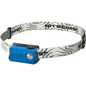 NITECORE NU20 LED Stirnlampe blau